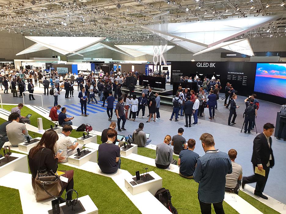 Samsung na targach IFA 2018 - galeria zdjęć | zdjęcie 1