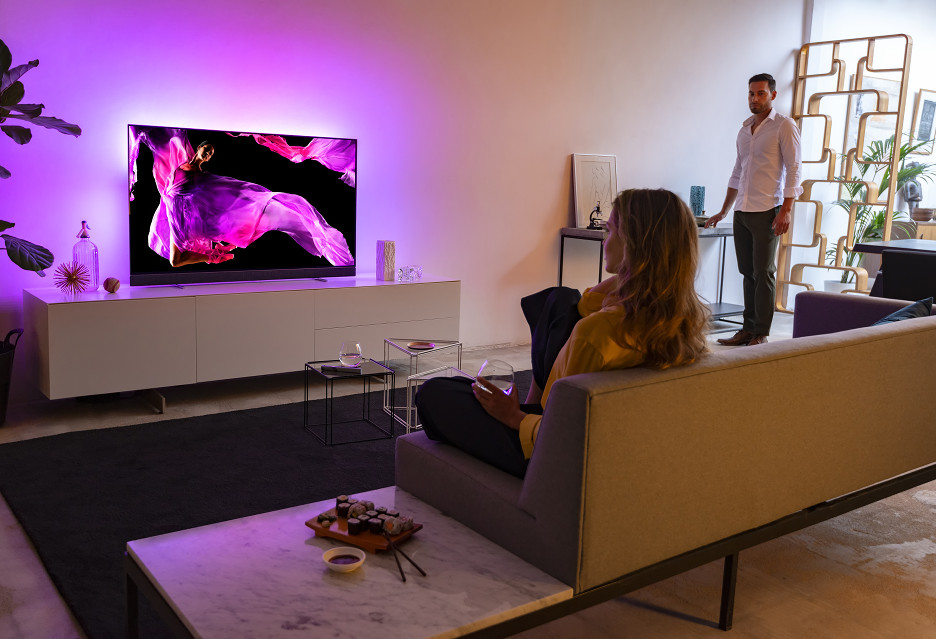 Czym błyszczą nowe telewizory Philips OLED?
