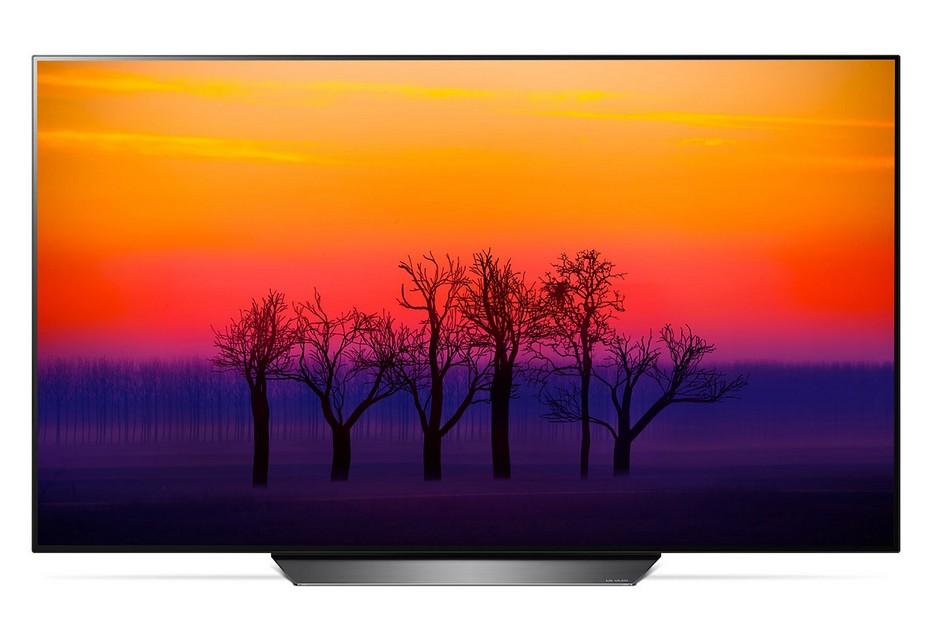 LG OLED55B8PLA - rzut okiem na nowoczesny TV z OLED i HDR | zdjęcie 1
