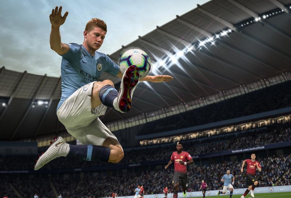 Wymagania sprzętowe gry FIFA 19