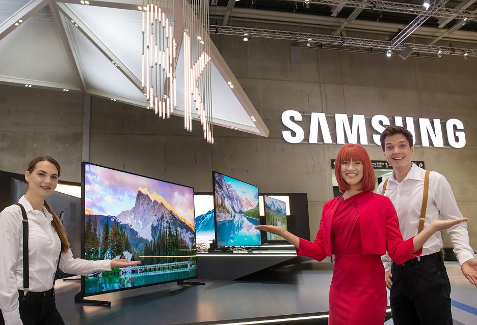 Telewizory 8K - Samsung, Toshiba i Sharp też mają swoje modele