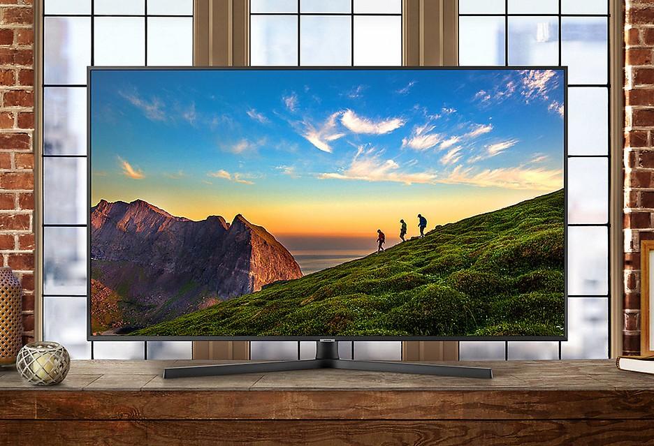 Samsung UE65NU7472 i UE55NU7472 - rzut okiem na nowoczesne SmartTV z HDR10+ | zdjęcie 1