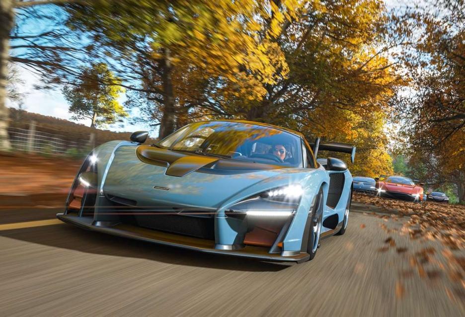 Wymagania sprzętowe Forza Horizon 4