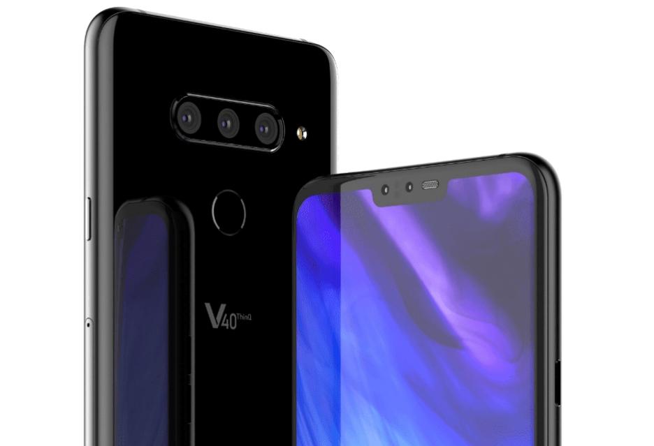 LG V40 ThinQ z potrójnym aparatem - znamy jego konfigurację