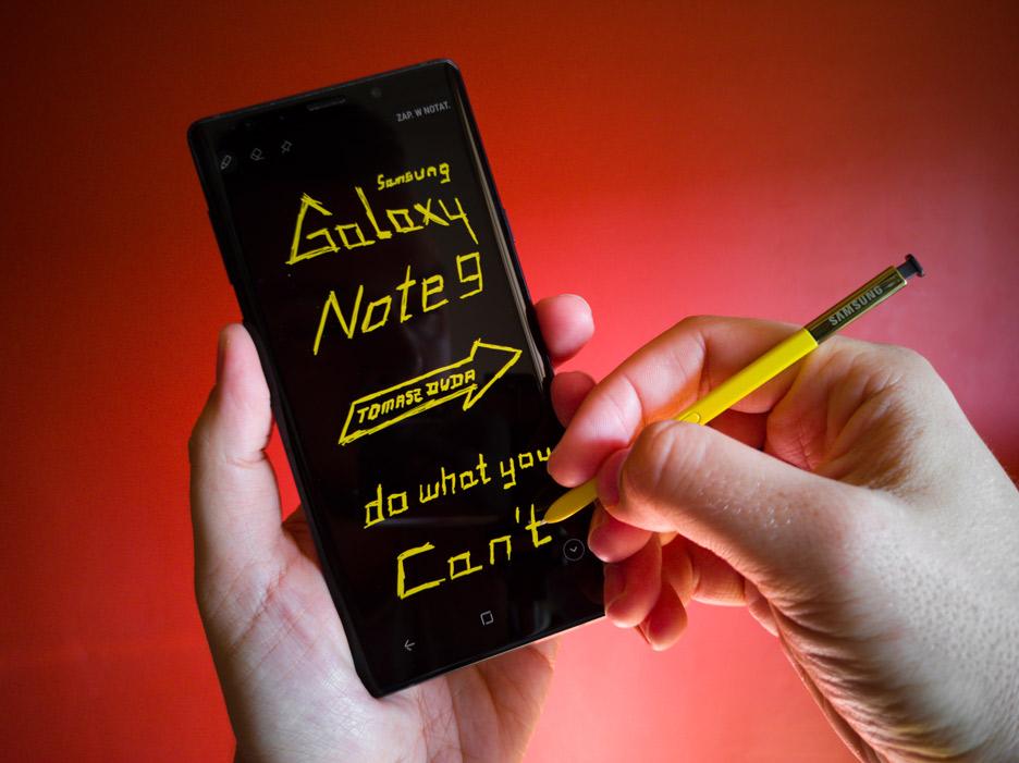 Samsung Galaxy Note 9 - po prostu najlepszy | zdjęcie 1