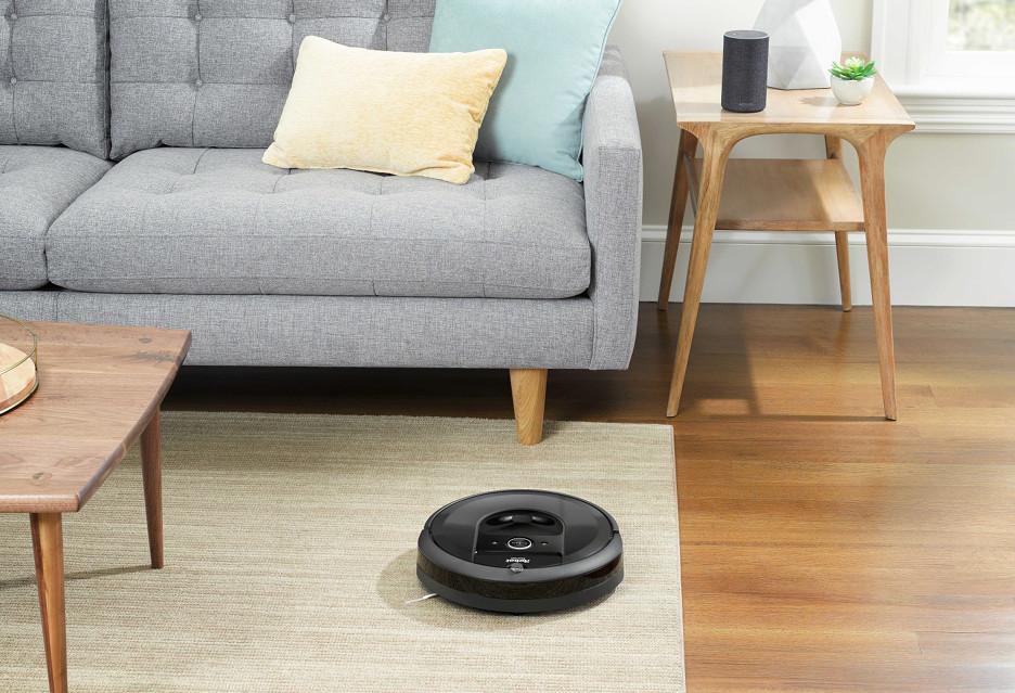 Odkurzacz bezobsługowy - tak może być nazywany model iRobot Roomba i7+
