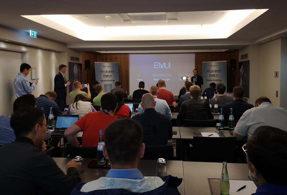 Huawei zapowiedział EMUI 9.0 - ruszyły beta testy
