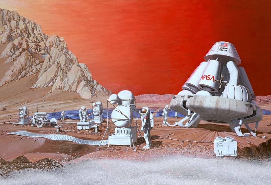 Jak wytworzyć cukier na Marsie? - odpowiedź na to pytanie przyda się i na Ziemi