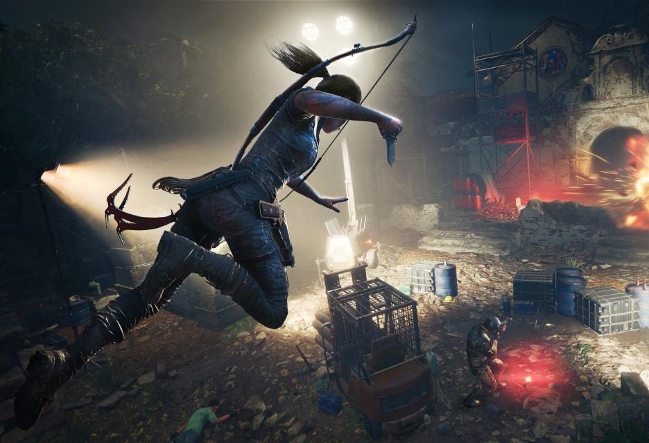 Nowy zwiastun Shadow of the Tomb Raider to idealne wprowadzenie do gry