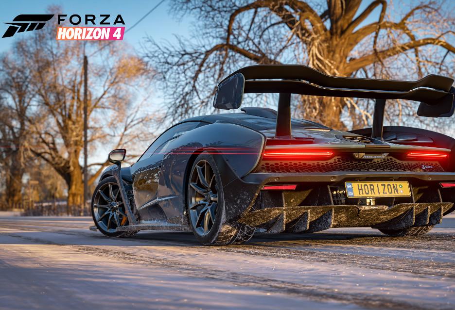 Oto czym się pościgamy w Forza Horizon 4