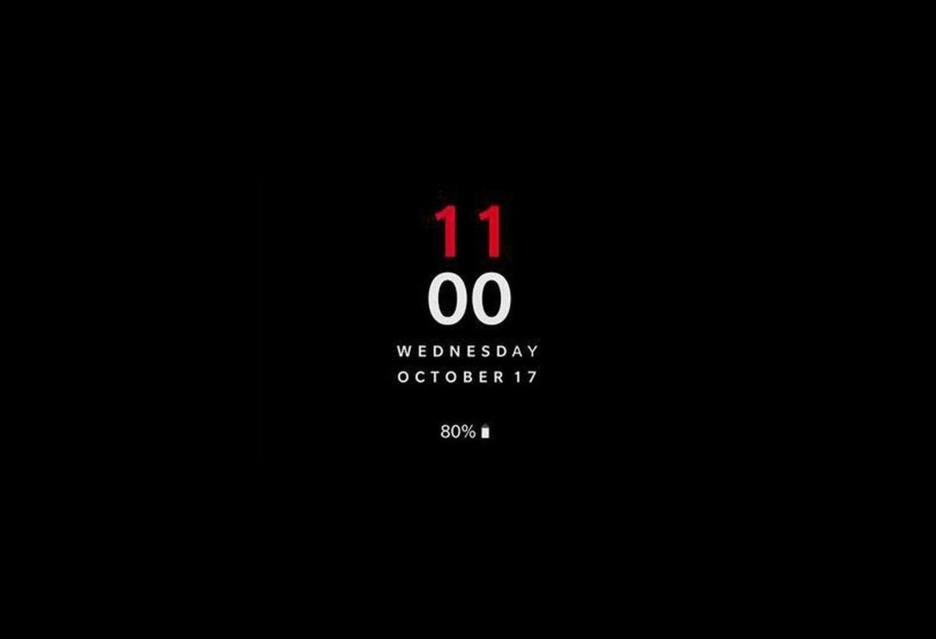 OnePlus 6T będzie miał czytnik linii papilarnych w ekranie - premiera w październiku?