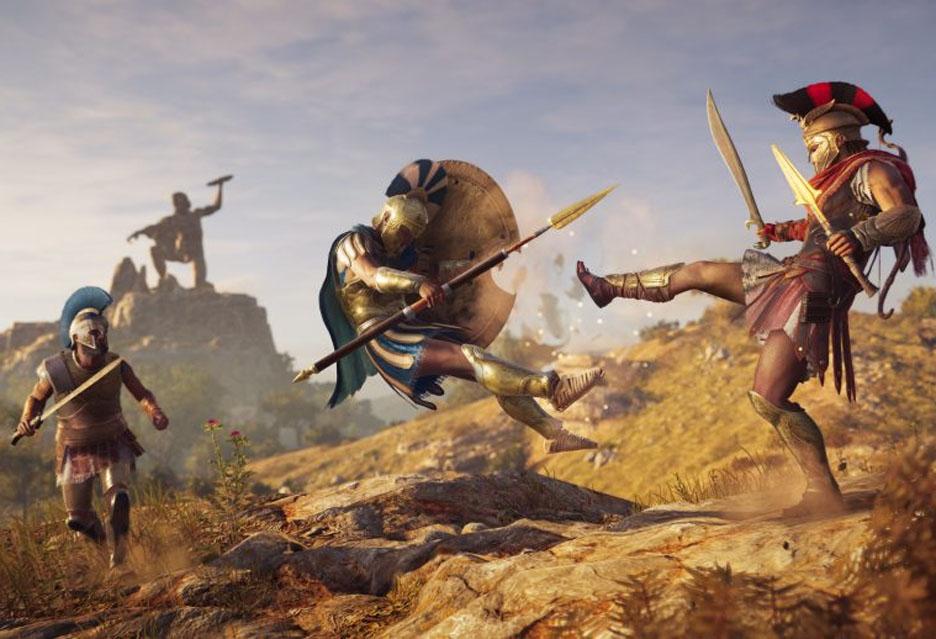 Assassin's Creed Odyssey – szykujcie się na niezwykłą podróż | zdjęcie 1