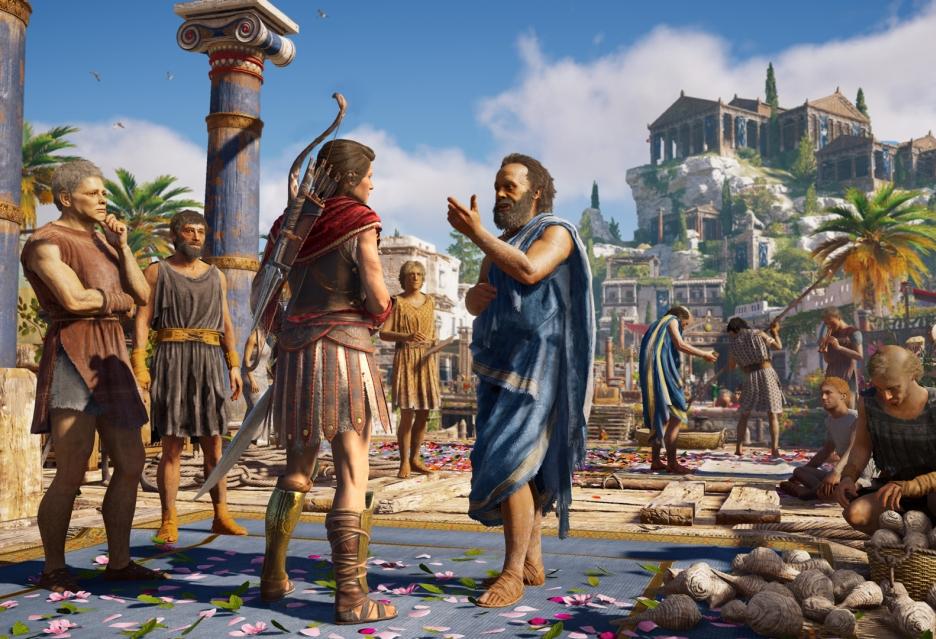 Wybory ważną częścią rozgrywki w Assassin's Creed Odyssey