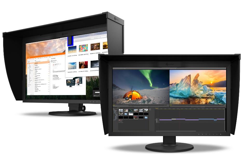 27-calowy monitor (nie tylko) dla grafika - EIZO ColorEdge CG279X