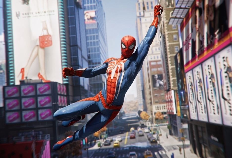 Spider-Man wzbogaci się o tryb New Game Plus
