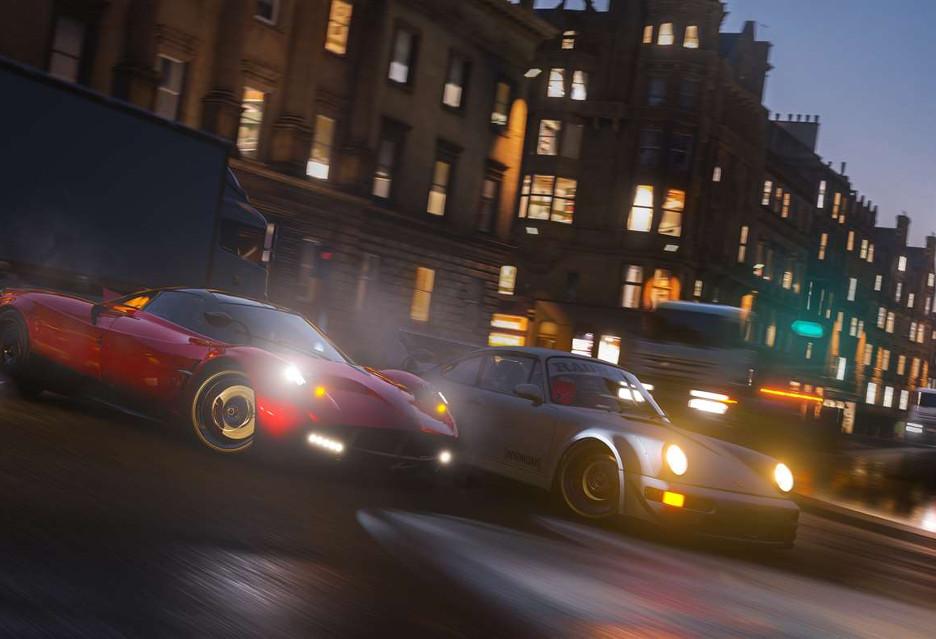 """Forza Horizon 4 """"w złocie"""" - demo na PC i Xbox One już dostępne"""