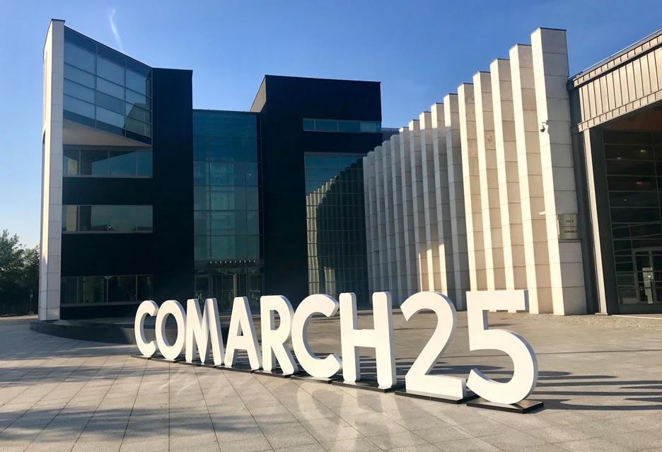 25-lecie Comarch i kilka słów o roli sektora ERP w Polsce i Europie | zdjęcie 1
