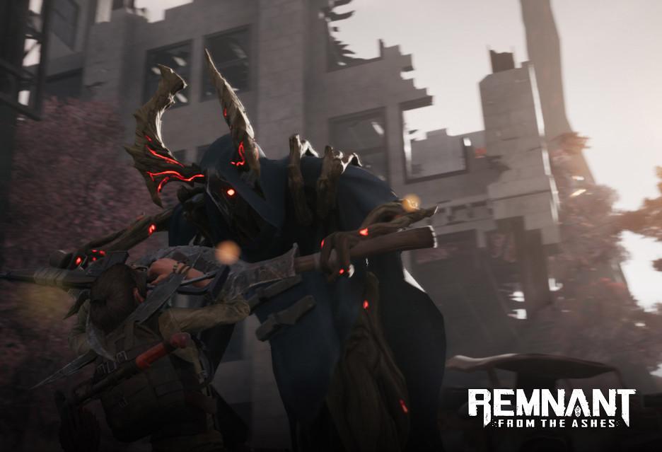 Pół godziny z Remnant: From the Ashes - nową grą akcji twórców Darksiders