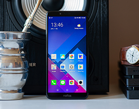 TP-Link Neffos X9 - niedrogi smartfon z podwójnym aparatem