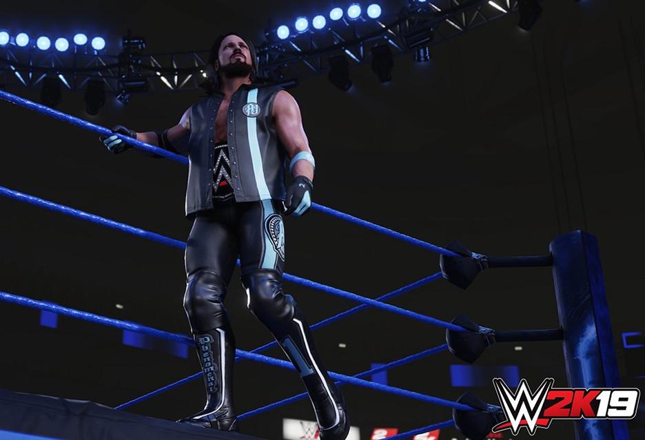 WWE 2K19 na świeżutkim zwiastunie