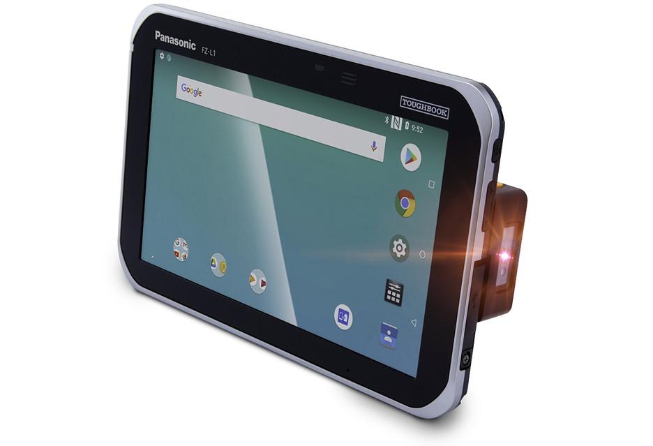 Wzmocniony tablet z Androidem - nowy, 7-calowy Panasonic Toughbook FZ-L1