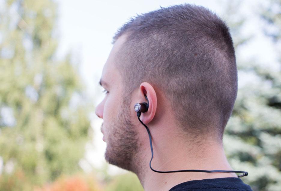 Snab OverTone EP-101M BT - test niedrogich słuchawek Bluetooth | zdjęcie 1