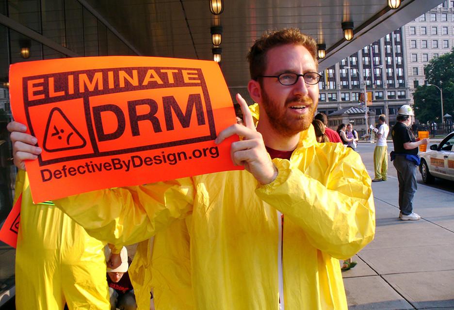 Dziś Dzień Sprzeciwu dla DRM