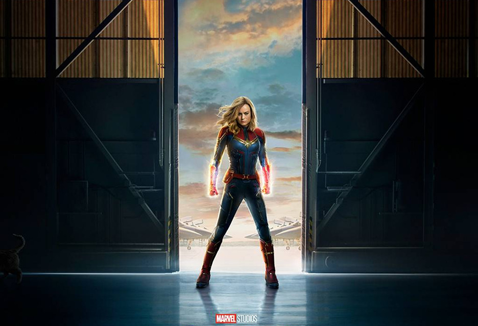Kapitan Marvel na zwiastunie [AKT.]
