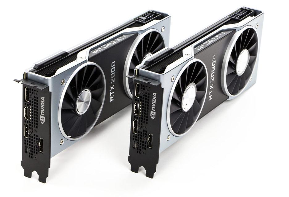NVIDIA GeForce RTX 2080 i 2080 Ti - test | zdjęcie 1