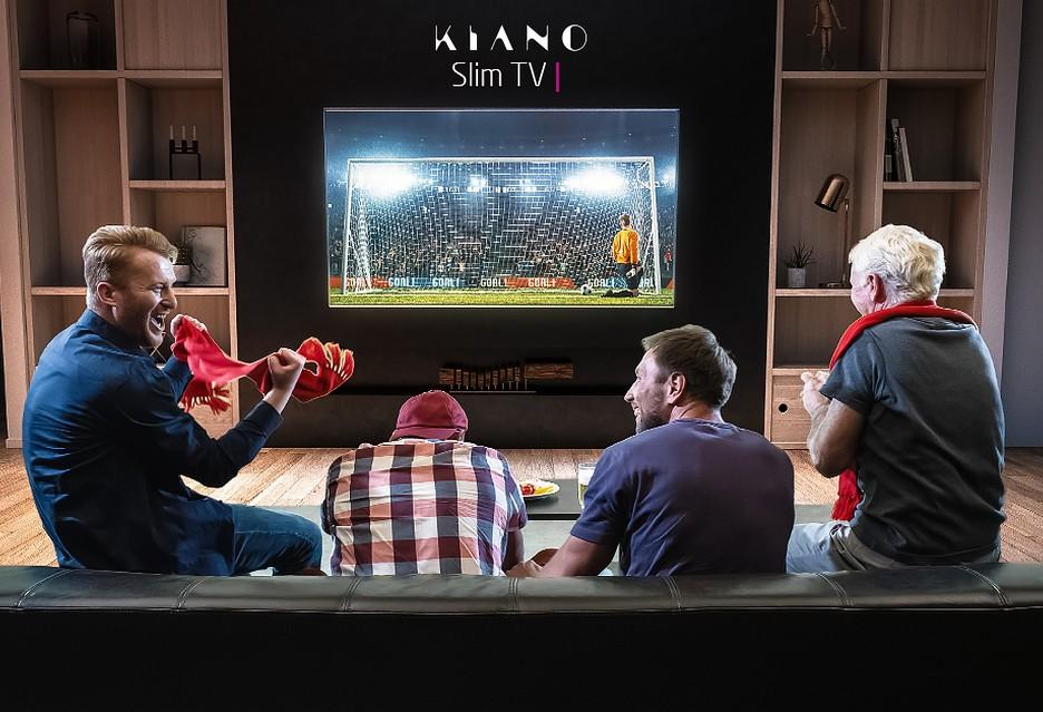 Przegląd niedrogich telewizorów Kiano | zdjęcie 1