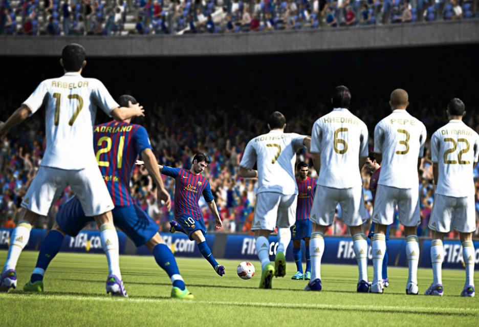 Oto jak przez lata jak zmieniała się FIFA | zdjęcie 25