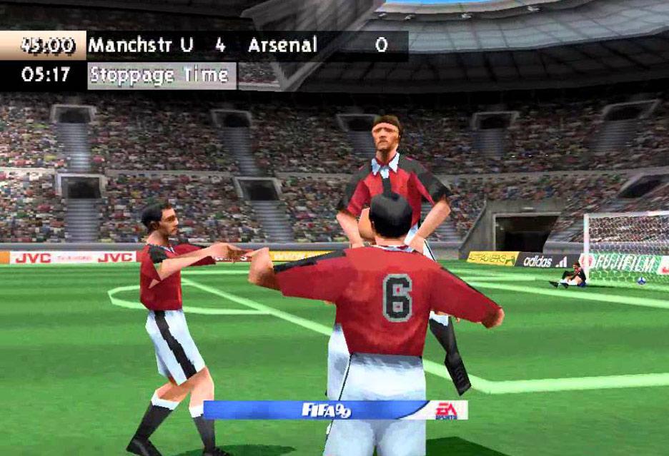 Oto jak przez lata jak zmieniała się FIFA | zdjęcie 7
