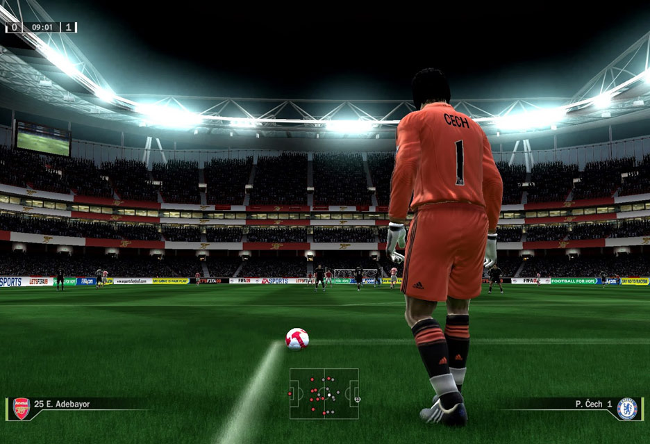Oto jak przez lata jak zmieniała się FIFA | zdjęcie 20
