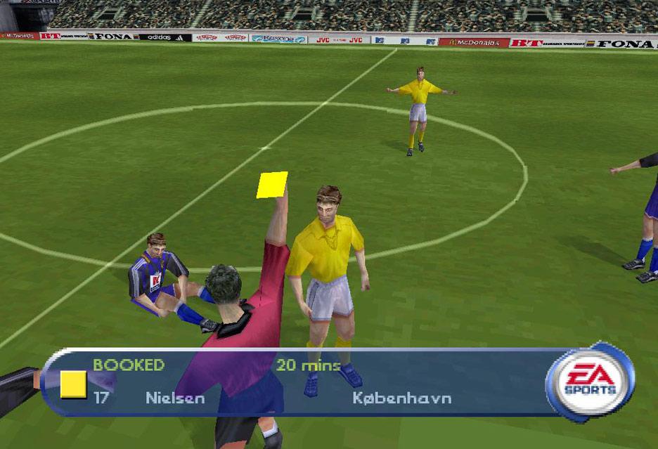 Oto jak przez lata jak zmieniała się FIFA | zdjęcie 9