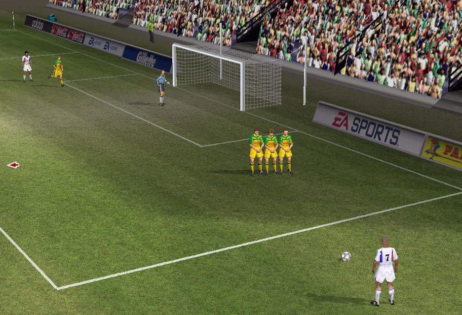 Oto jak przez lata jak zmieniała się FIFA | zdjęcie 10