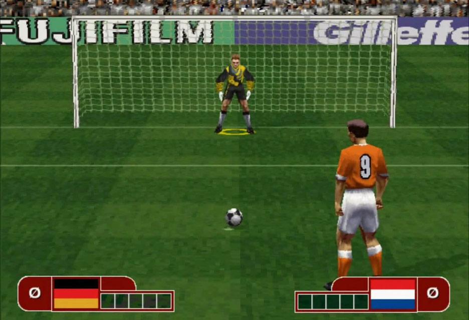 Oto jak przez lata jak zmieniała się FIFA | zdjęcie 5
