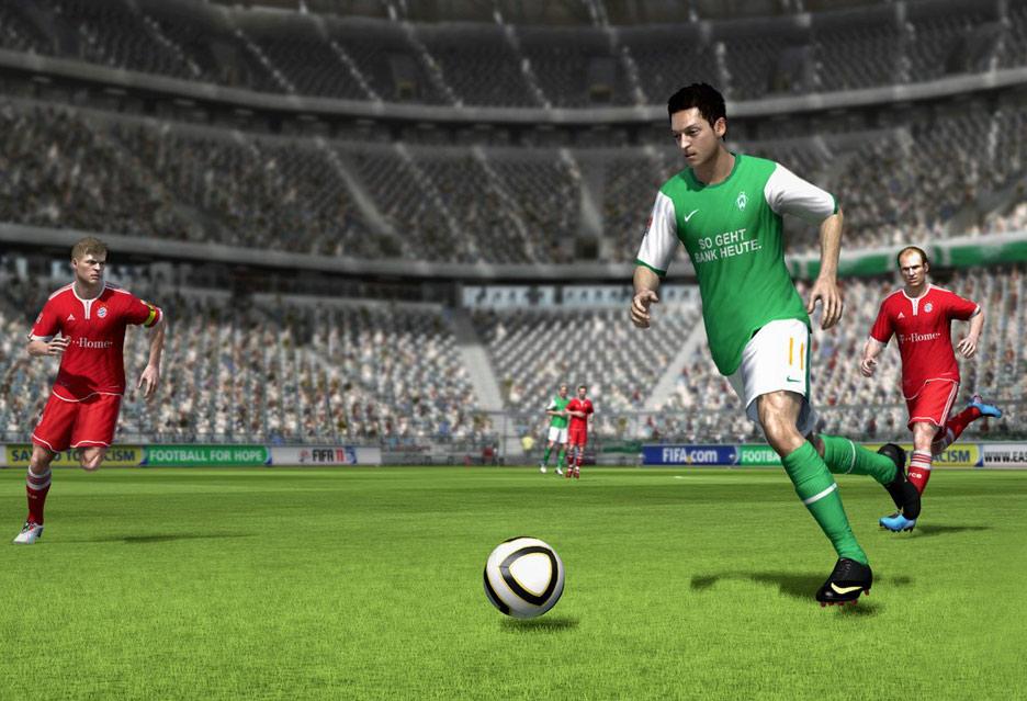 Oto jak przez lata jak zmieniała się FIFA | zdjęcie 22