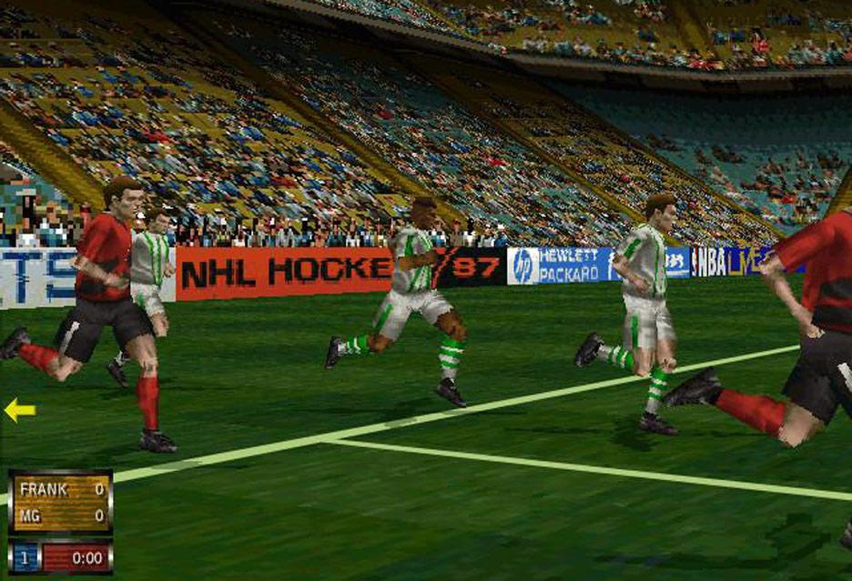 Oto jak przez lata jak zmieniała się FIFA | zdjęcie 4