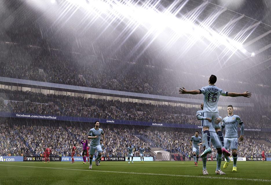 Oto jak przez lata jak zmieniała się FIFA | zdjęcie 27