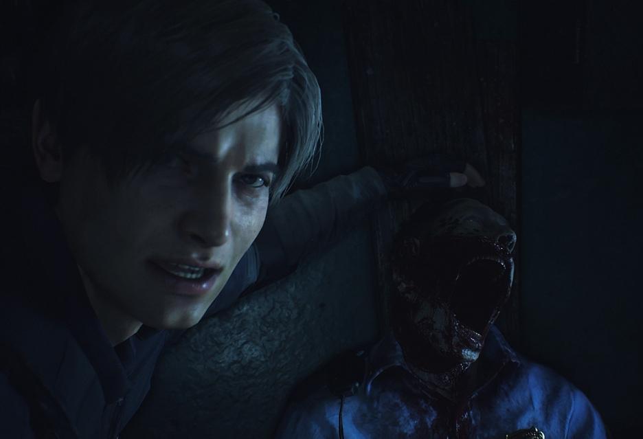 Nowy zwiastun i gameplay Resident Evil 2 Remake