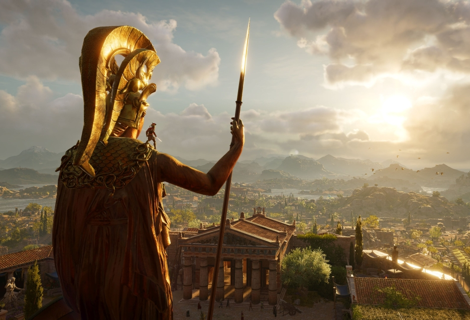 Zwiastun aktorski Assassin's Creed Odyssey