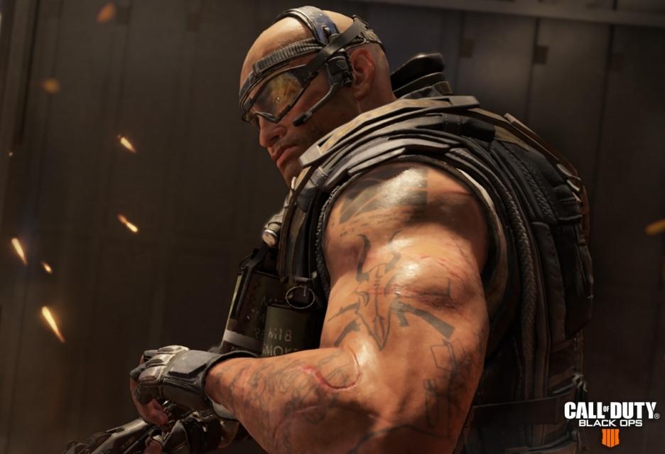 Premierowy zwiastun Call of Duty: Black Ops 4
