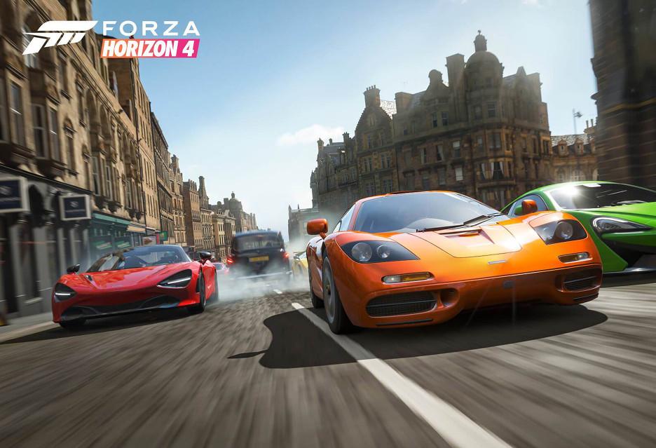 Forza Horizon 4 to majstersztyk - zbiera wyłącznie pozytywne recenzje