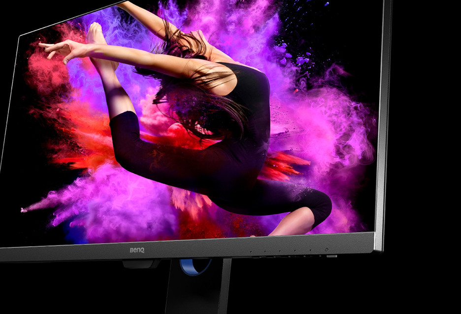 BenQ PD2700U to 27-calowy monitor (przede wszystkim) dla projektanta