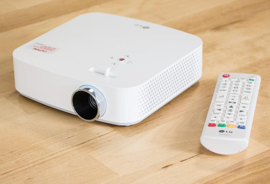 LG PF50KS - jak bardzo smart może być projektor? | zdjęcie 1