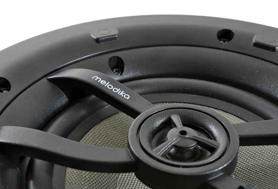 Melodika BLI5 i BLI6W - nowe głośniki instalacyjne