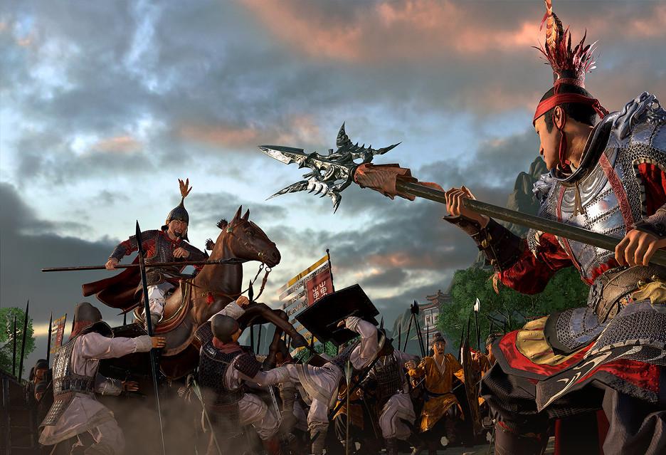 Gra Total War: Three Kingdoms zadebiutuje w marcu
