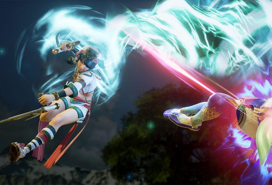 Soulcalibur VI – olbrzymie z uszami zająca, ruszaj do walki! | zdjęcie 1