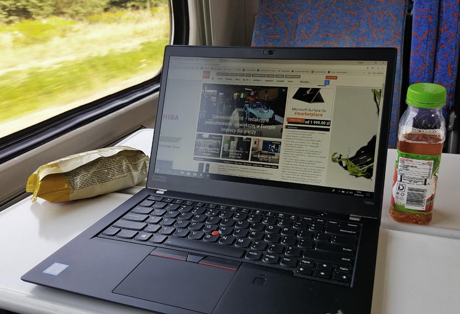 Laptop w podróży czyli 6000 km z Lenovo ThinkPad T480s | zdjęcie 1
