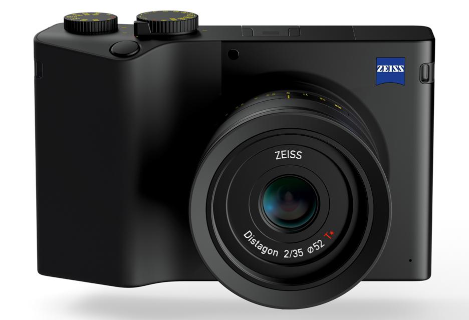 Zeiss ZX1 - zobacz jak wielki jest ten pełnoklatkowy kompakt, który ma Androida i Lightroom CC